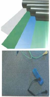 Tapis table (compatible salle blanche) - ESD
